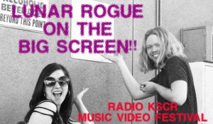 Radio KSCR selected LR's video for Big Screen event!!