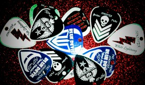 Sinister Guitar Picks