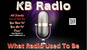 KB Radio now spinning LR!